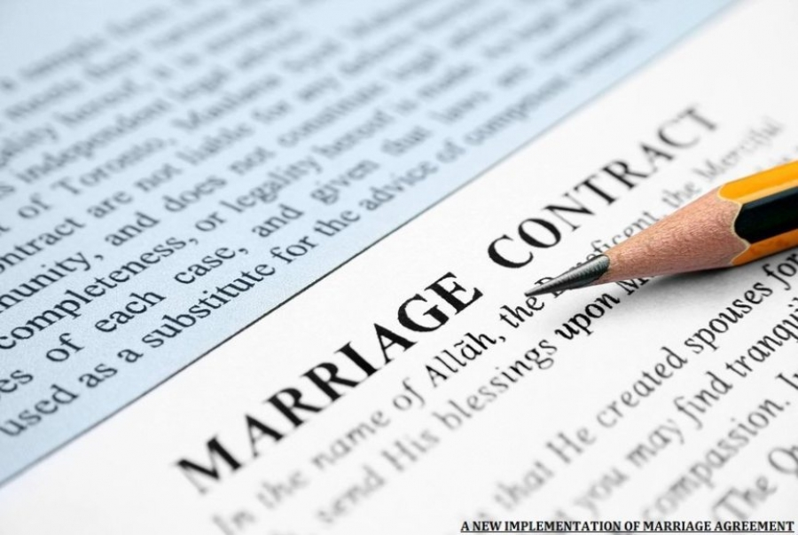 Another Marital Contract called Postnup